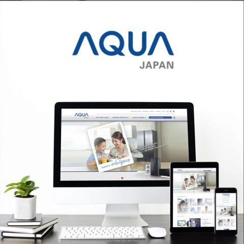 Aqua Japan Digital Activation