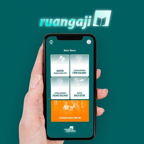 Ruangaji Mobile App